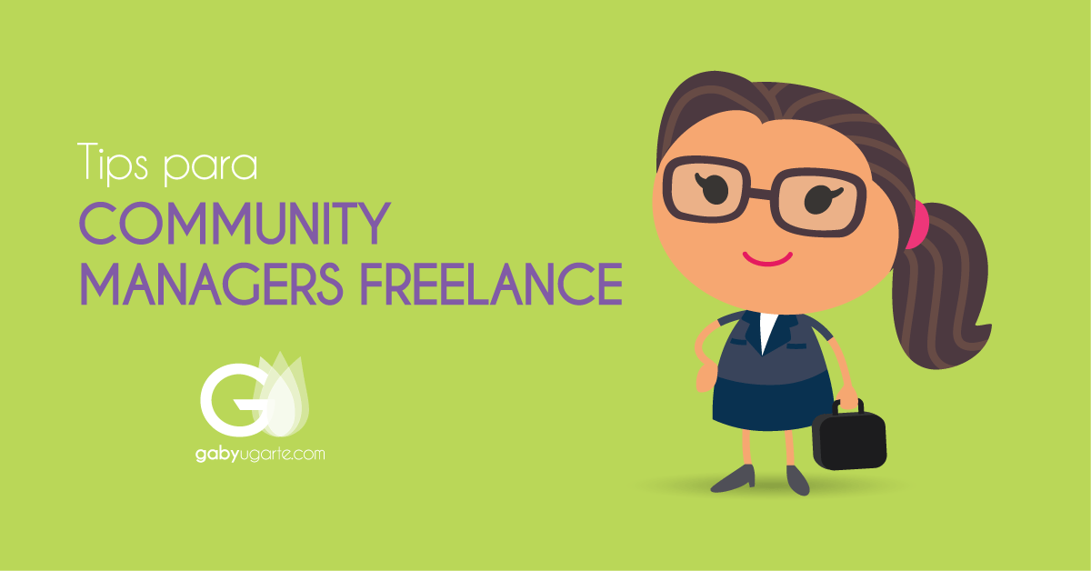 Tips para community managers freelance